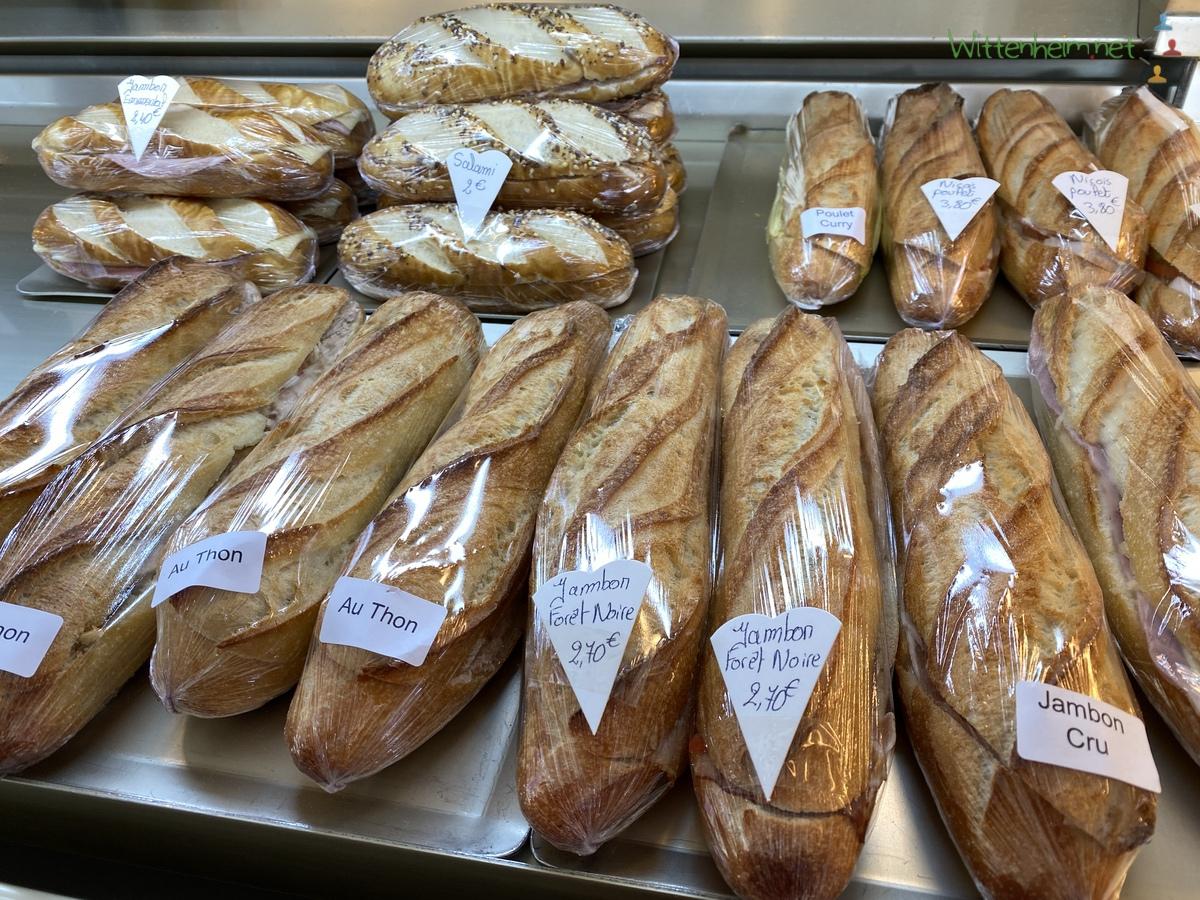 Boulangerie Pâtisserie Walter à Wittenheim