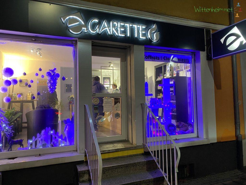 Boutique de cigarettes électroniques E-garette Wittenheim