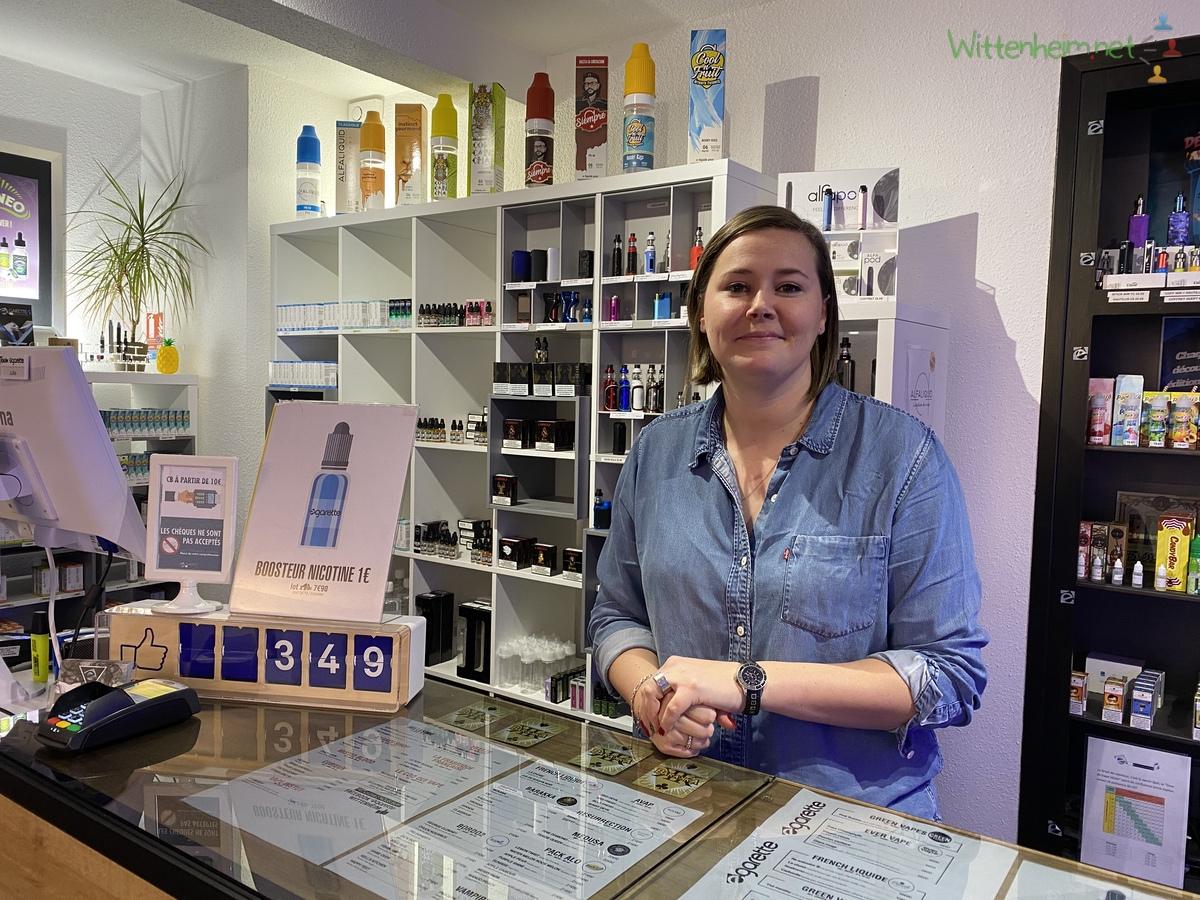 E-garette : Boutique de cigarettes électroniques à Wittenheim
