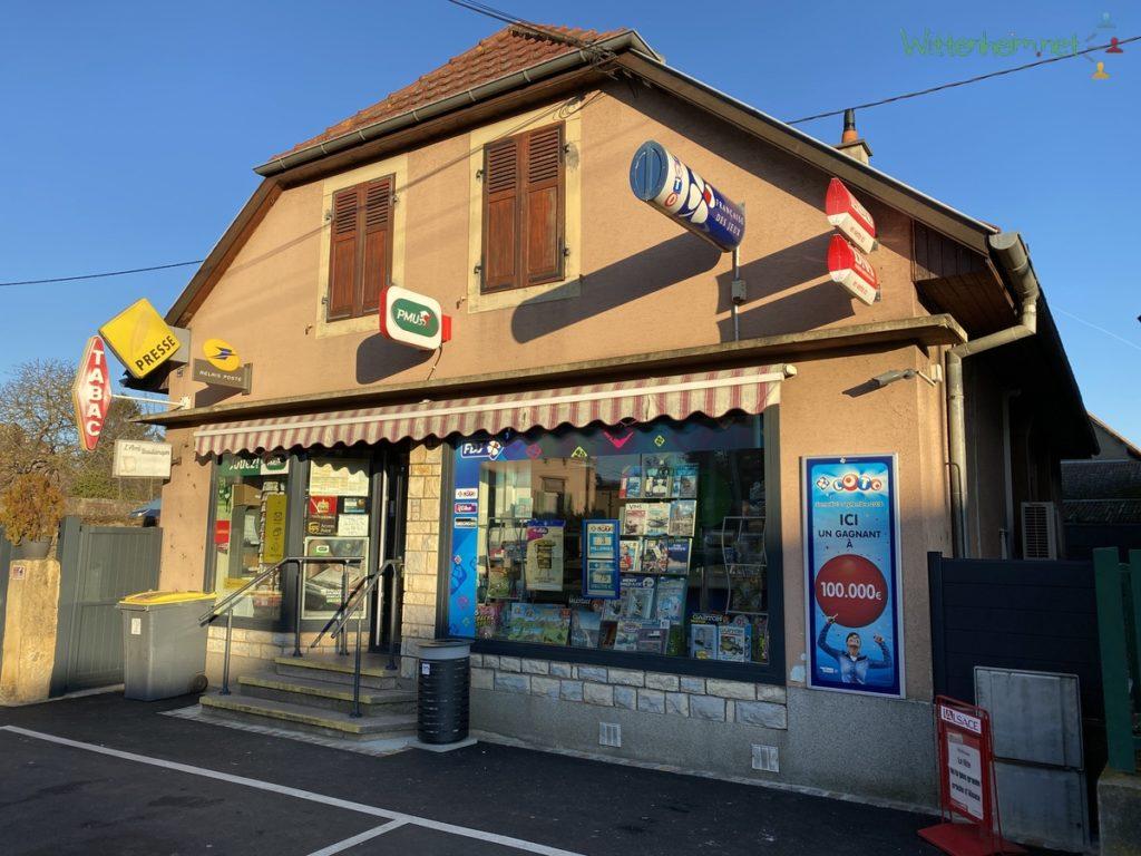 Épicerie et Tabac chez Sylvain et Amélie à Ruelisheim