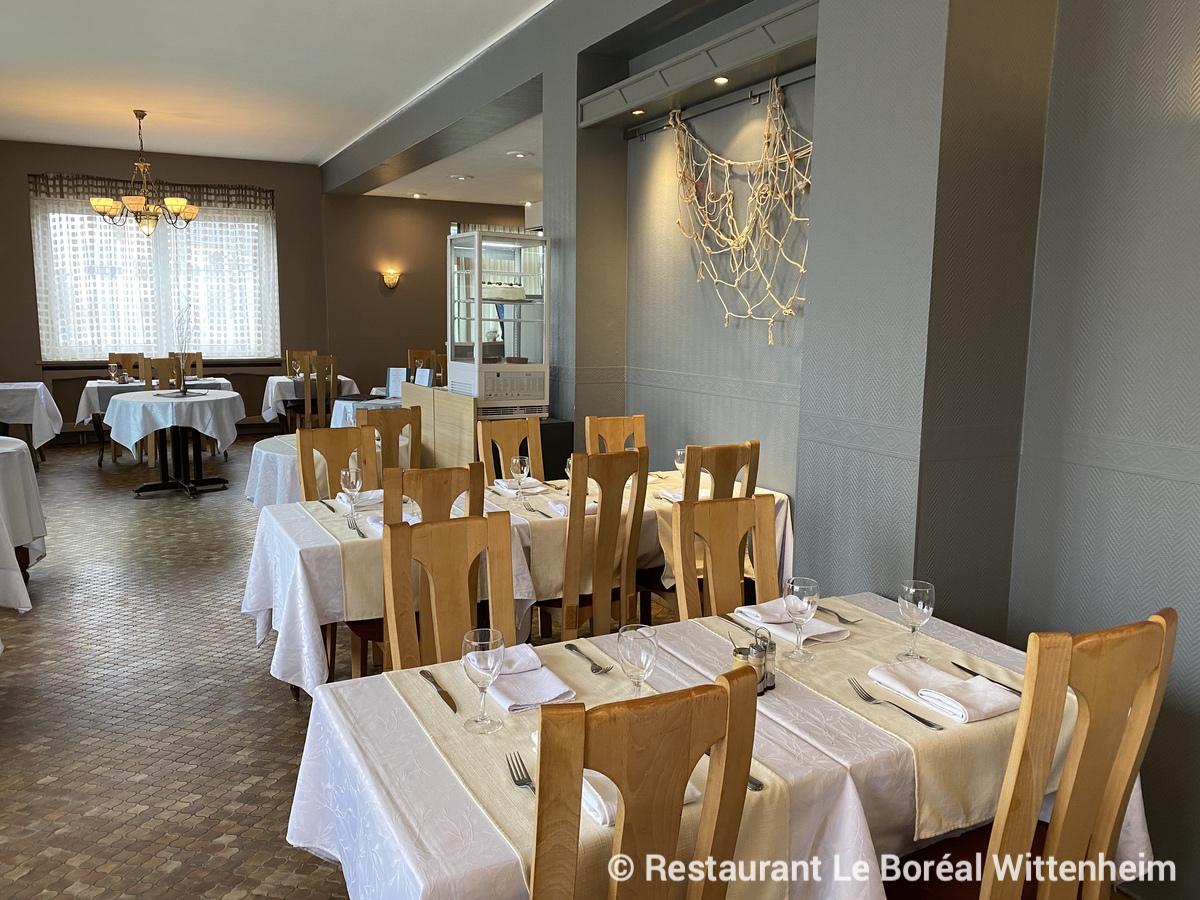 Restaurant Le Boréal Wittenheim
